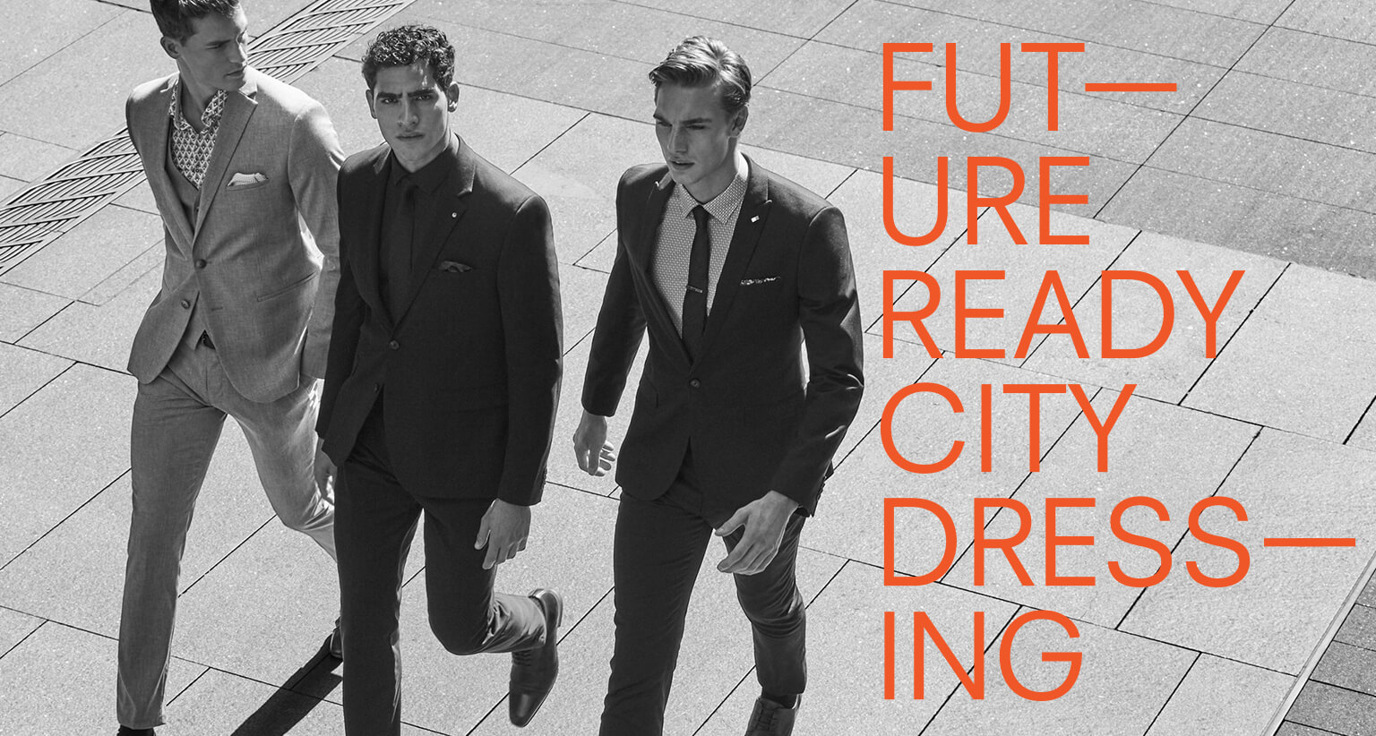 Future Ready City Dressing
